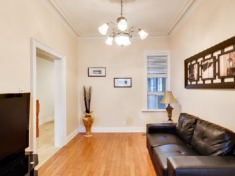 3 + 1 bedroom house in the junction toronto